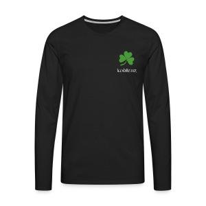 Mens Longsleeve Shamrock + Koblenz Shirt - Männer Premium Langarmshirt