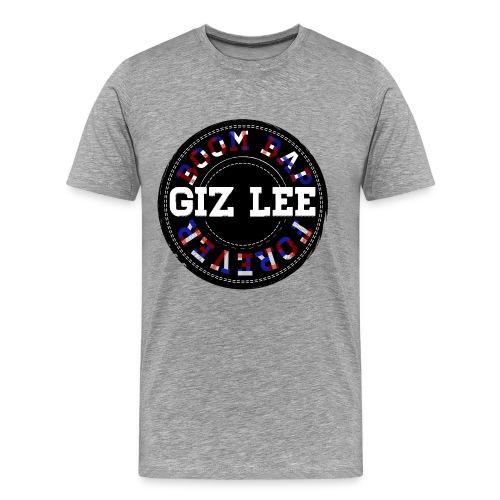 BOOM BAP FOREVER TEE - Premium-T-shirt herr