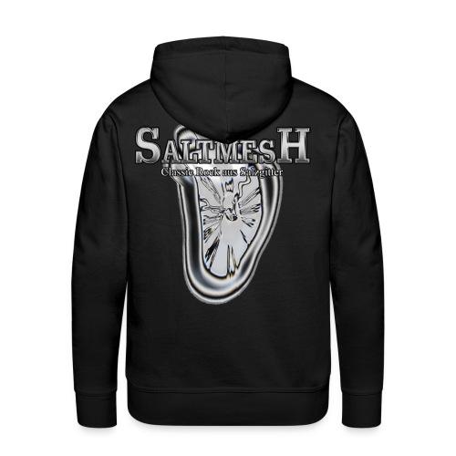 Saltmesh Hoodie (Bandlogo) - Männer Premium Hoodie