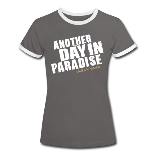 ADIP Shirt - Frauen Kontrast-T-Shirt