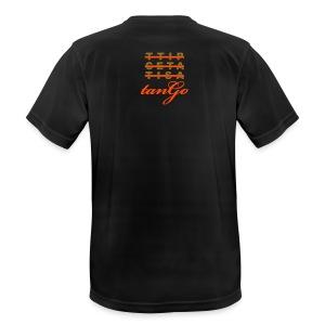 tanGo - Männer T-Shirt atmungsaktiv