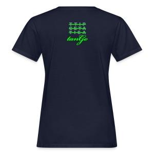 tanGo - Frauen Bio-T-Shirt