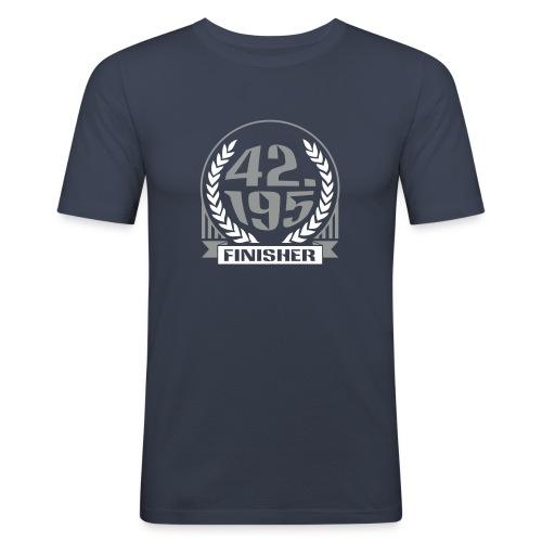Finisher1 2 Coul - Slim Homme - T-shirt près du corps Homme