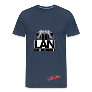 lanParty T-Shirt - Men's Premium T-Shirt