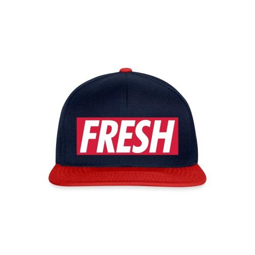 Fresh Snapback Cap - Snapback Cap