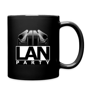 LAN Party Mug - Full Colour Mug