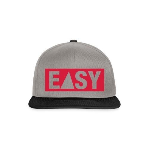 Easy Snapback Cap - Snapback Cap