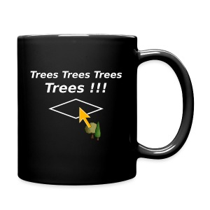 Trees Mug - Full Colour Mug