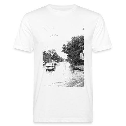 Streets of Riga - Männer Bio-T-Shirt