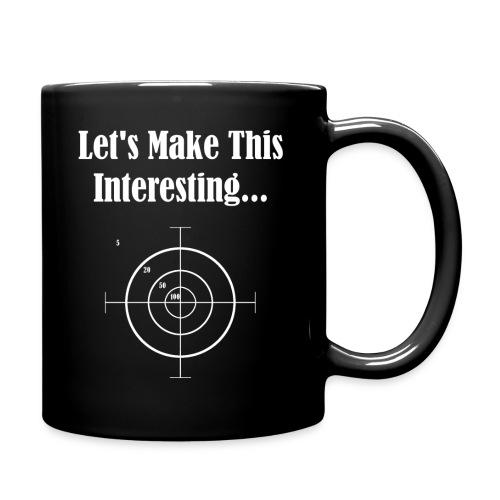 Target Mug - Full Colour Mug
