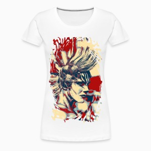 Cool Haircut Lady Shirt - T-shirt Premium Femme