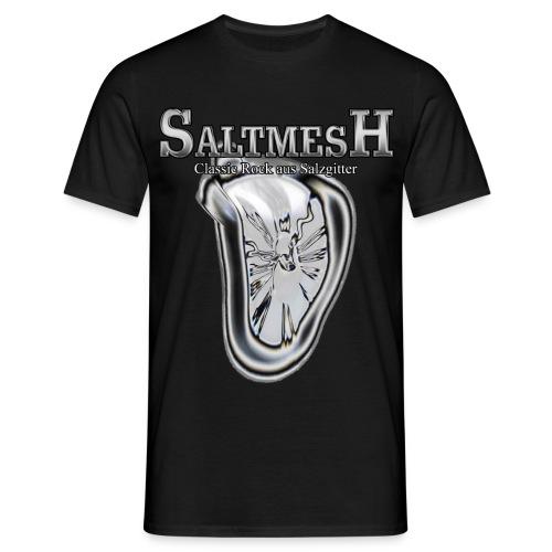 Saltmesh Shirt (Bandlogo_zweite Variante) - Männer T-Shirt