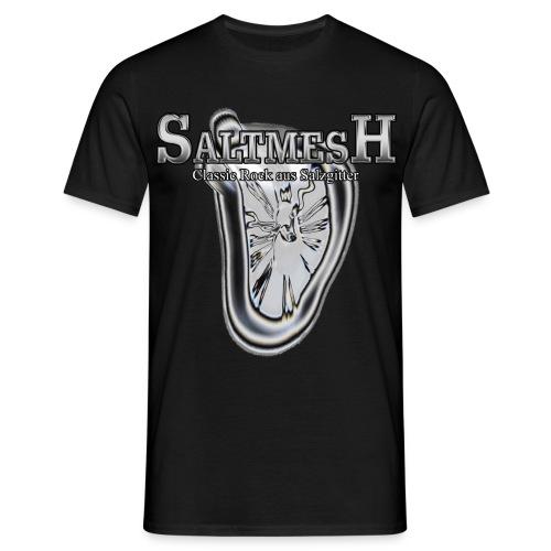 Saltmesh Shirt (Bandlogo) - Männer T-Shirt