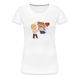 Mrs H Womens Shirt - Women's Premium T-Shirt