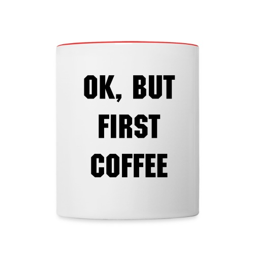 Coffee 'N Quotes - Cup - Contrasting Mug