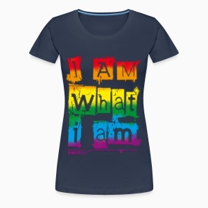 Me,Myself & I Ladies Shirt - T-shirt Premium Femme