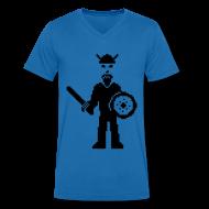 T-Shirts ~ Men's V-Neck T-Shirt ~ Viking V Men