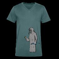 T-Shirts ~ Men's V-Neck T-Shirt ~ Plaguedoctor Watch V Men