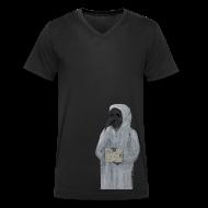T-Shirts ~ Men's V-Neck T-Shirt ~ Plaguedoctor Book V Men