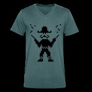 T-Shirts ~ Men's V-Neck T-Shirt ~ Mexican V Men