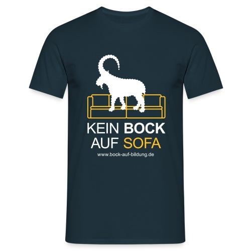 BOCKSHIRT Herren - Männer T-Shirt