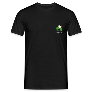 Mens Shirt Irish Shamrock - Männer T-Shirt