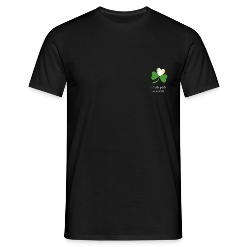 Mens Shirt Irish Shamrock - Männer T-Shirt