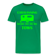 T-Shirts ~ Men's Premium T-Shirt ~ On my Tows