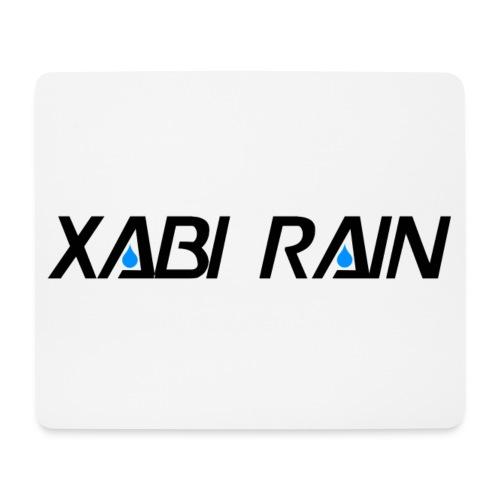 Alfombrilla de ratón Xabi Rain - Alfombrilla de ratón (horizontal)