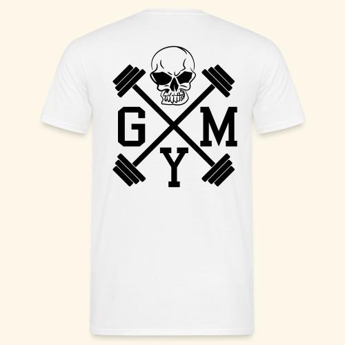 Gyming - Männer T-Shirt