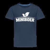 Shirts ~ Kinderen Premium T-shirt ~ Miniboer kleuter