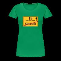 18 Ortsschild T-Shirt
