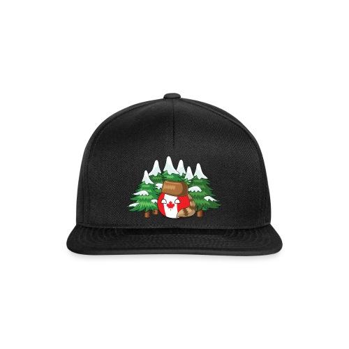 CanadaBall I - Snapback Cap - Snapback Cap