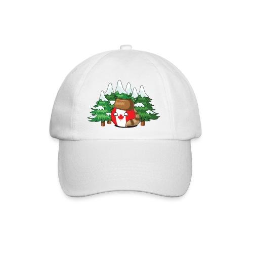 CanadaBall I - Baseball Cap - Baseball Cap