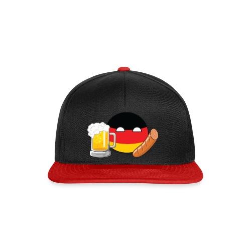 GermanyBall I - Snapback Cap - Snapback Cap