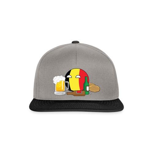 BelgiumBall I - Snapback Cap - Snapback Cap