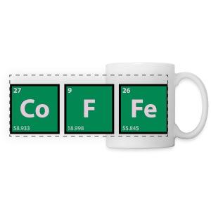 |Co| |F| |Fe| Mug - Panoramic Mug