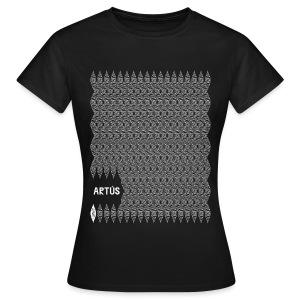 Artús - Motif drac - T-shirt Femme