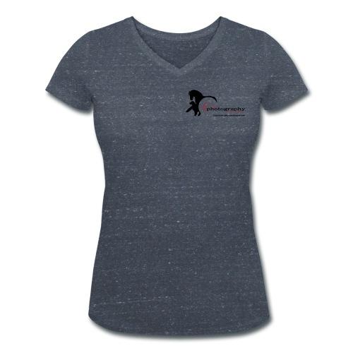 Abby photography FAN Shirt - Frauen Bio-T-Shirt mit V-Ausschnitt von Stanley & Stella