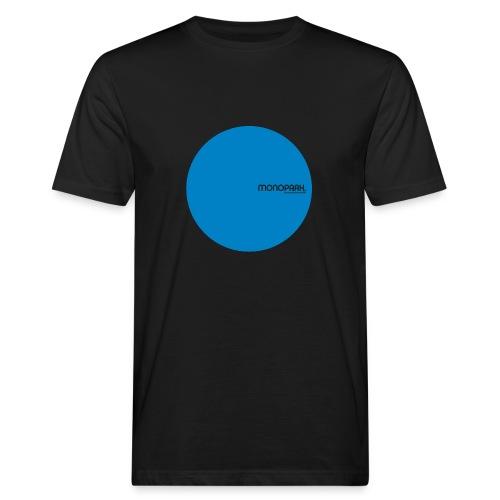 Blue Dot - Bio Shirt - Männer Bio-T-Shirt
