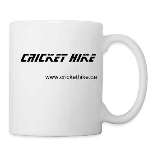 Cricket Hike - Tasse