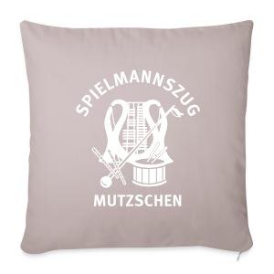 SZM Kissenbezug versch. Farben - Sofakissenbezug 44 x 44 cm