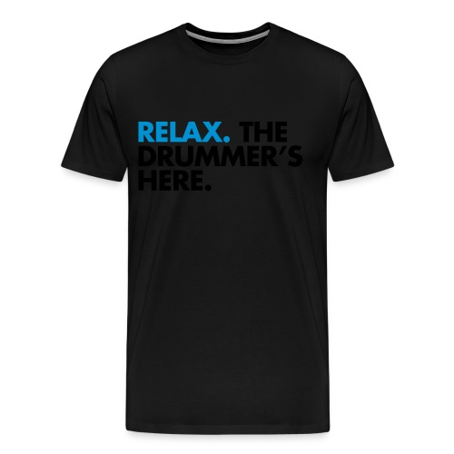 Drummer (Mens) - Men's Premium T-Shirt