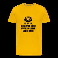 T-Shirts ~ Männer Premium T-Shirt ~ Artikelnummer 103280920