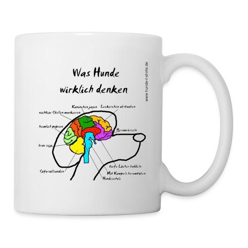 Hundepsychologie Tasse - Tasse