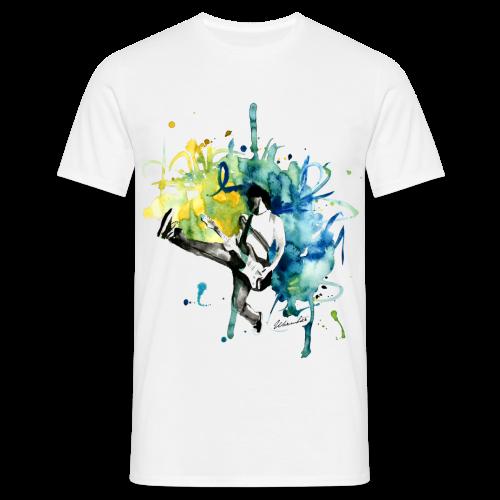 Männer T-Shirt Music - Männer T-Shirt