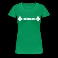 T-shirts ~ Premium-T-shirt dam ~ Artikelnummer 103283454