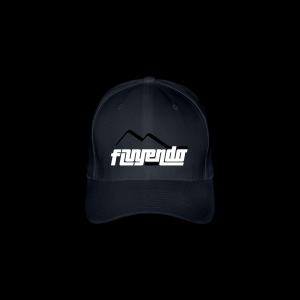 Fluyendo The Cap - Team Red - Flexfit Baseball Cap