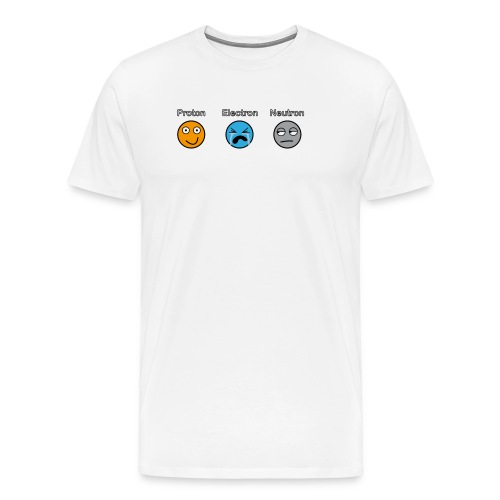 Homme geek proton - T-shirt Premium Homme