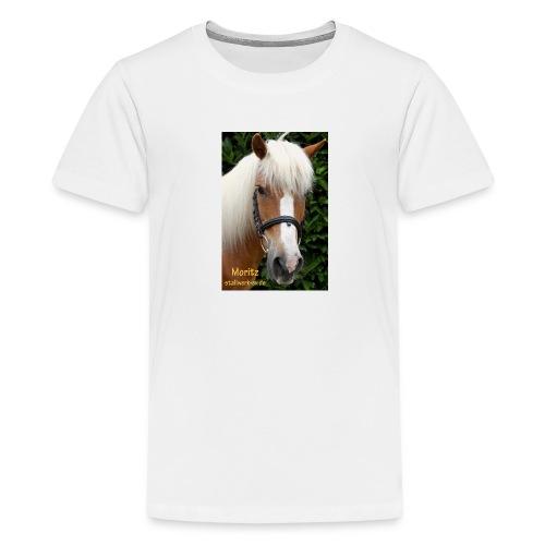 T-Shirt Moritz - Teenager Premium T-Shirt